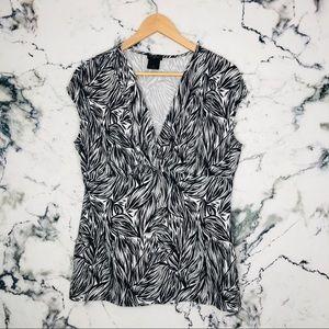 🌼3/$25🌼Anne Taylor Shirt Women Size XL